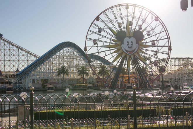 Disney's California Adventure | Desiree Dabbles