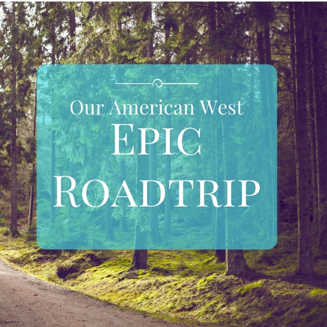 American West Roadtrip | Desiree Dabbles
