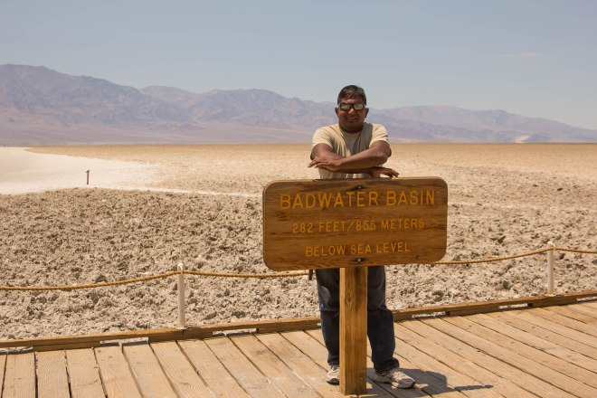 Badwater Basin | Desiree Dabbles