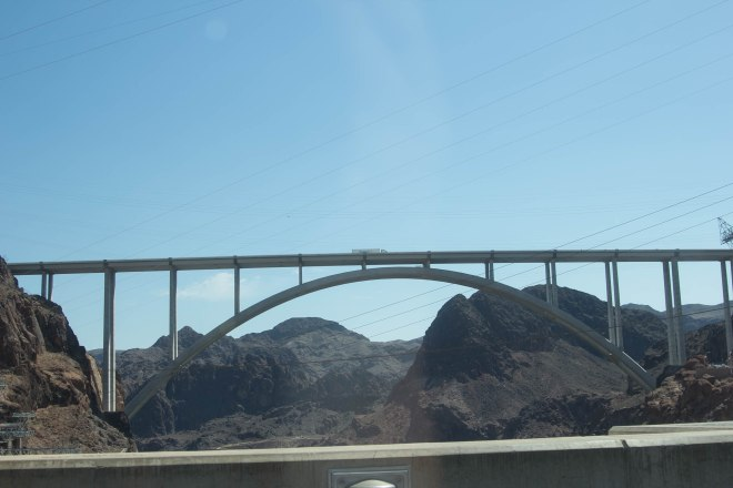 Hoover Dam Bridge | Desiree Dabbles